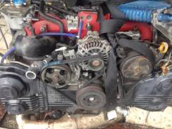 Двигатель в сборе. Subaru Impreza WRX STI, GDB Двигатели: EJ207, EJ20