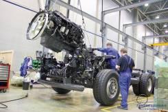 Двигатель в сборе. Volvo Scania MAN Iveco. Под заказ