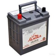 Аккумуляторная батарея Alaska CMF 40 42B19R silver+. 40А.ч., Прямая (правое), производство Корея. Под заказ