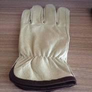 Перчатки сварщика.