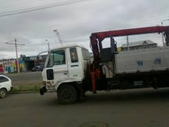 Nissan Diesel UD. Эвакуатор, 6 000 куб. см., 5 000 кг.