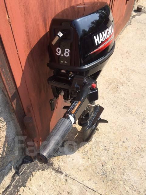 Hangkai. 9,00л.с., 2-тактный, бензиновый, нога S (381 мм), 2017 год год