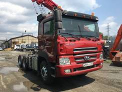 Hyundai Trago. , 12 344 куб. см., 44 000 кг.