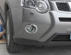 Накладка на фару. Nissan X-Trail. Под заказ