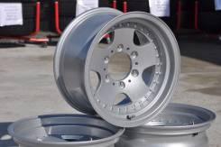 Литые диски R15 на джип. 8.0x15, 6x139.70, ET0, ЦО 110,0мм.