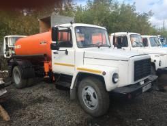 ГАЗ 3307. Газ 3307 ассенизатор, вакуумная (ассенизаторская) машина КО-503 в, 3,80куб. м.