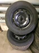Pirelli cinturato p1 185/65 +штампованные диски 4x100 r15. 6.0x15 4x100.00 ET45 ЦО 60,1мм.