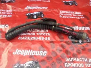 Горловина топливного бака. Toyota Hilux Surf Toyota Hilux Двигатель 2LT