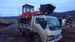 Сибиряк. Продам фронтальный погрузчик, 500 куб. см., 750 кг.