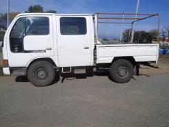 Nissan Atlas. Продается грузовик ниссан атлас двухкабинный, 2 700 куб. см., 1 250 кг.