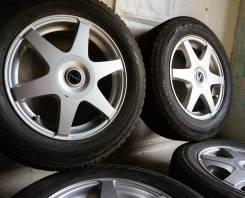 Bridgestone. 6.5x16, 5x100.00, 5x114.30, ET48, ЦО 72,0мм.