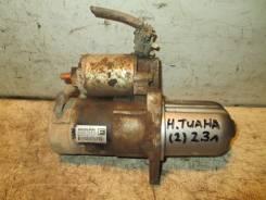 Стартер. Nissan Teana, J31 Двигатель VQ23DE