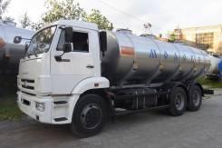 Камаз 65115. Молоковоз 14,0 м3 (новый водовоз), 14,00куб. м.