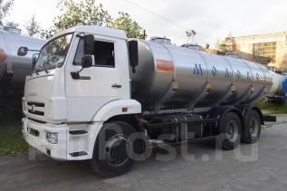 КамАЗ 65115. Молоковоз Камаз 65115 14,0 м3 (новый водовоз), 6 700куб. см., 14 000кг.