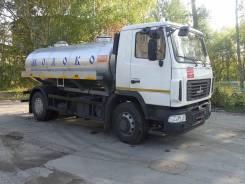 МАЗ. Молоковоз 5340В2 9,7 м3 (новый водовоз), 9,70куб. м.