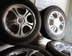 """Bridgestone. 7.0x17"""", 4x114.30, 5x114.30, ET32, ЦО 72,0мм."""