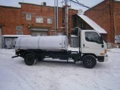 Hyundai HD. Молоковоз 78 4,0 м3 (новый водовоз), 4,00куб. м.