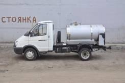 ГАЗ 3302. Молоковоз 1,2 м3 (новый водовоз), 1,20куб. м.