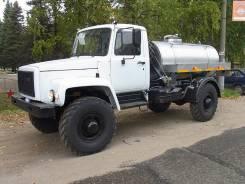 ГАЗ-33081. Молоковоз ГАЗ 33081 1,9 м3 (новый водовоз), 1,90куб. м.