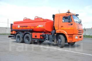 КамАЗ 65115. Топливозаправщик АТЗ-11 на шасси Камаз 65115 (новый бензовоз), 6 700куб. см., 11 000кг.