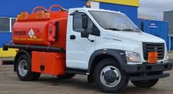 ГАЗ Газон Next. Топливозаправщик АТЗ-5.5 Газон Некст (новый бензовоз), 5,50куб. м.