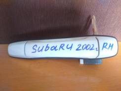 Ручка двери внешняя. Subaru Forester