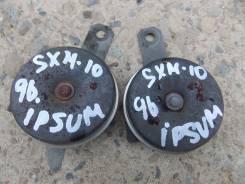Гудок. Toyota Ipsum, SXM10, SXM10G, SXM15G, SXM15