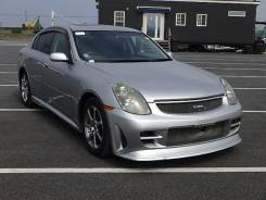 Nissan Skyline. автомат, задний, 3.5, бензин, 100 тыс. км, б/п, нет птс. Под заказ