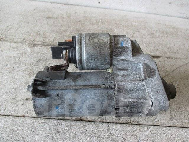 Стартер. Renault: Duster, Scenic, Twingo, Pulse, Modus, Fluence, Logan, Kangoo, Clio, Megane Двигатель K9K