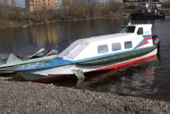 Катер на подводных крыльях. Год: 2011 год, длина 9,00м., двигатель подвесной, 225,00л.с., бензин