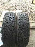 Bridgestone Dueler A/T. Всесезонные, без износа, 2 шт