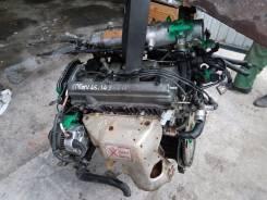 Двигатель. Toyota Camry, SV40 Двигатель 4SFE