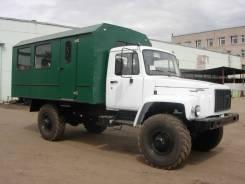ГАЗ-33081. Вахтовый автобус ГАЗ 33081 15 мест (новый), 15 мест