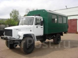 ГАЗ-33081. Вахтовый автобус ГАЗ 33081 20 мест (новый), 20 мест