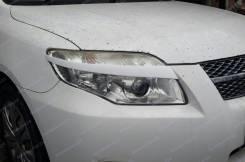 Накладка на фару. Toyota Corolla Fielder, NZE141G, ZRE144G, ZRE144, ZRE142, ZRE142G, NZE141, NZE144G, NZE144 Toyota Corolla Axio, ZRE142, NZE141, ZRE1...