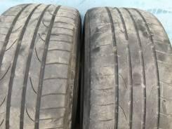 Bridgestone Potenza RE040. Летние, износ: 50%, 2 шт