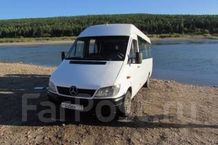 Mercedes-Benz. Mercedes Sprinter, 2 200 куб. см., 19 мест