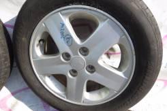 Daihatsu. 5.0x14, 4x100.00, ET40, ЦО 50,0мм.