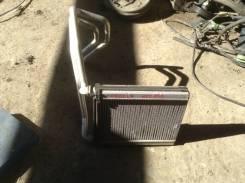 Радиатор отопителя. Toyota Corolla, NZE121 Двигатель 1NZFE