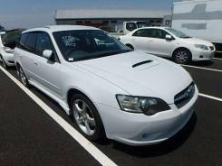 Subaru Legacy Wagon. автомат, 4wd, 2.0, бензин, 150 тыс. км, б/п, нет птс. Под заказ