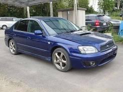 Subaru Legacy B4. автомат, 4wd, 2.0, бензин, 134 тыс. км, б/п, нет птс. Под заказ