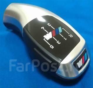 Ручка переключения механической трансмиссии. BMW M5, E60 BMW 7-Series, E38 BMW 5-Series, E39, E60
