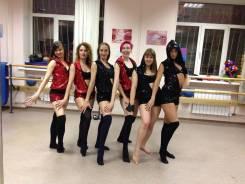 Группы Pole Dance, танец на пилоне в СК Витязь ул. Фадеева 16