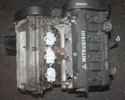 Продам двигатель Mitsubishi Pajero V25W/V45W (6G74 DOHC)