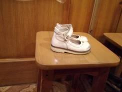Туфли ортопедические. 23