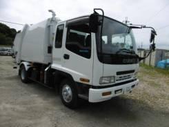 Isuzu Forward. мусоровоз 8м3, простое ТНВД, на цилиндрах., 8 200 куб. см. Под заказ