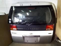 Дверь багажника. Nissan Elgrand, ATE50, APE50, AVWE50, AVE50, ALE50, ALWE50, APWE50, ATWE50