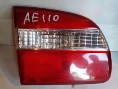 Вставка багажника. Toyota Corolla, AE114, CE110, CE114, AE110, EE110, AE111
