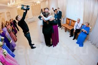 Видеооператор. Свадьба 16 т. р. Любые другие праздники. Видеомонтаж