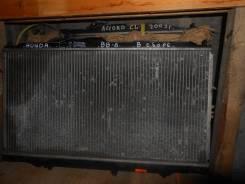 Радиатор охлаждения двигателя. Honda Prelude, BB6 Двигатель H22A